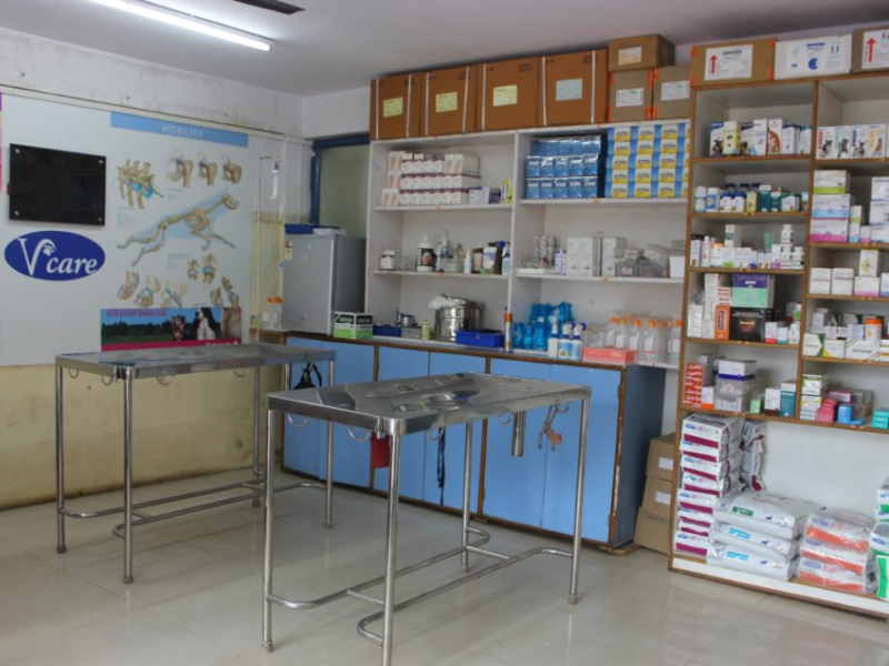 Veterinary Hospital ITPL Road Bangalore